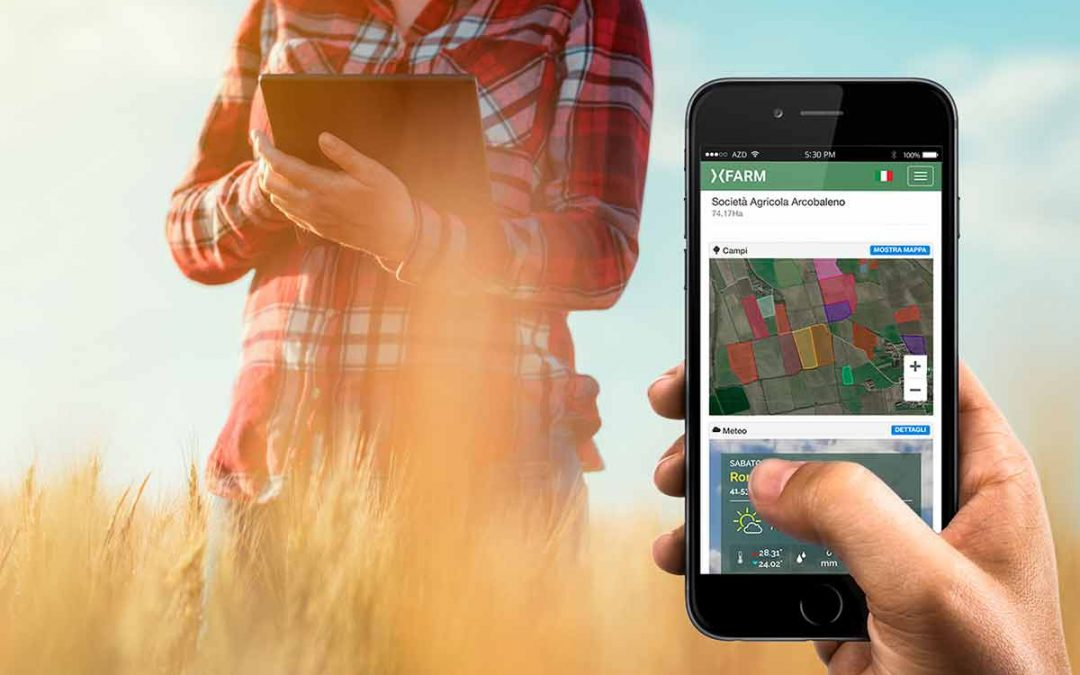 Round A of xFarm closed: how we're going to help farmers in digitalization
