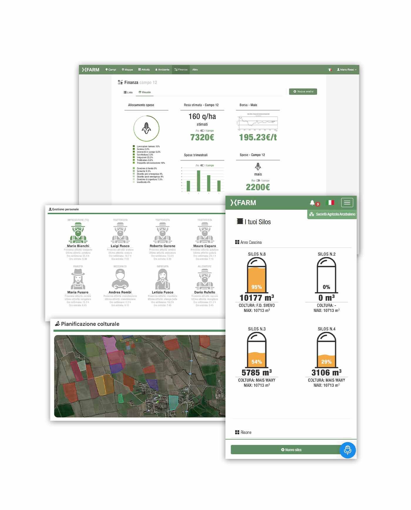 Gestione Agricola Smart