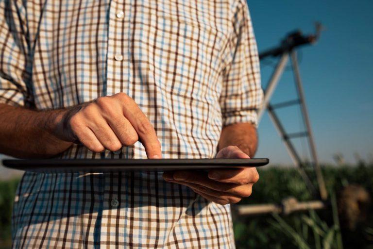 Tecnologia per gli agricoltori