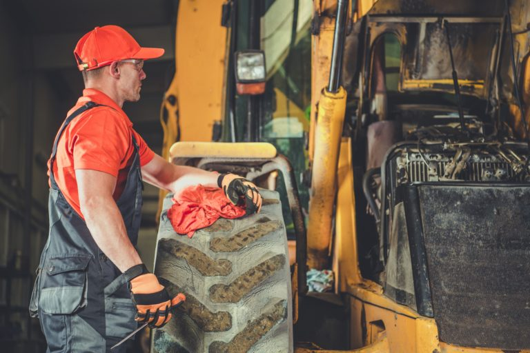 Tractor Repair Dealers