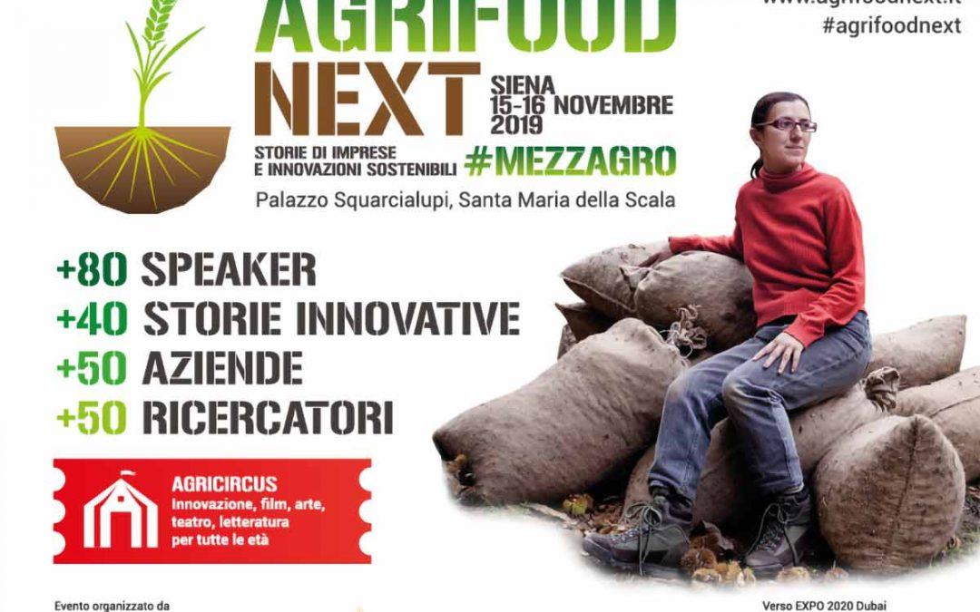xFarm ad Agrifood Next