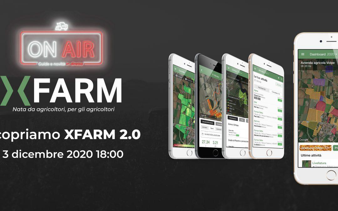 Scopriamo le novità di xFarm 2.0