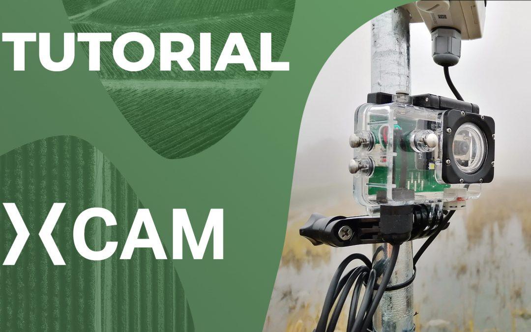 Fotocamera di monitoraggio xCam – Installazione