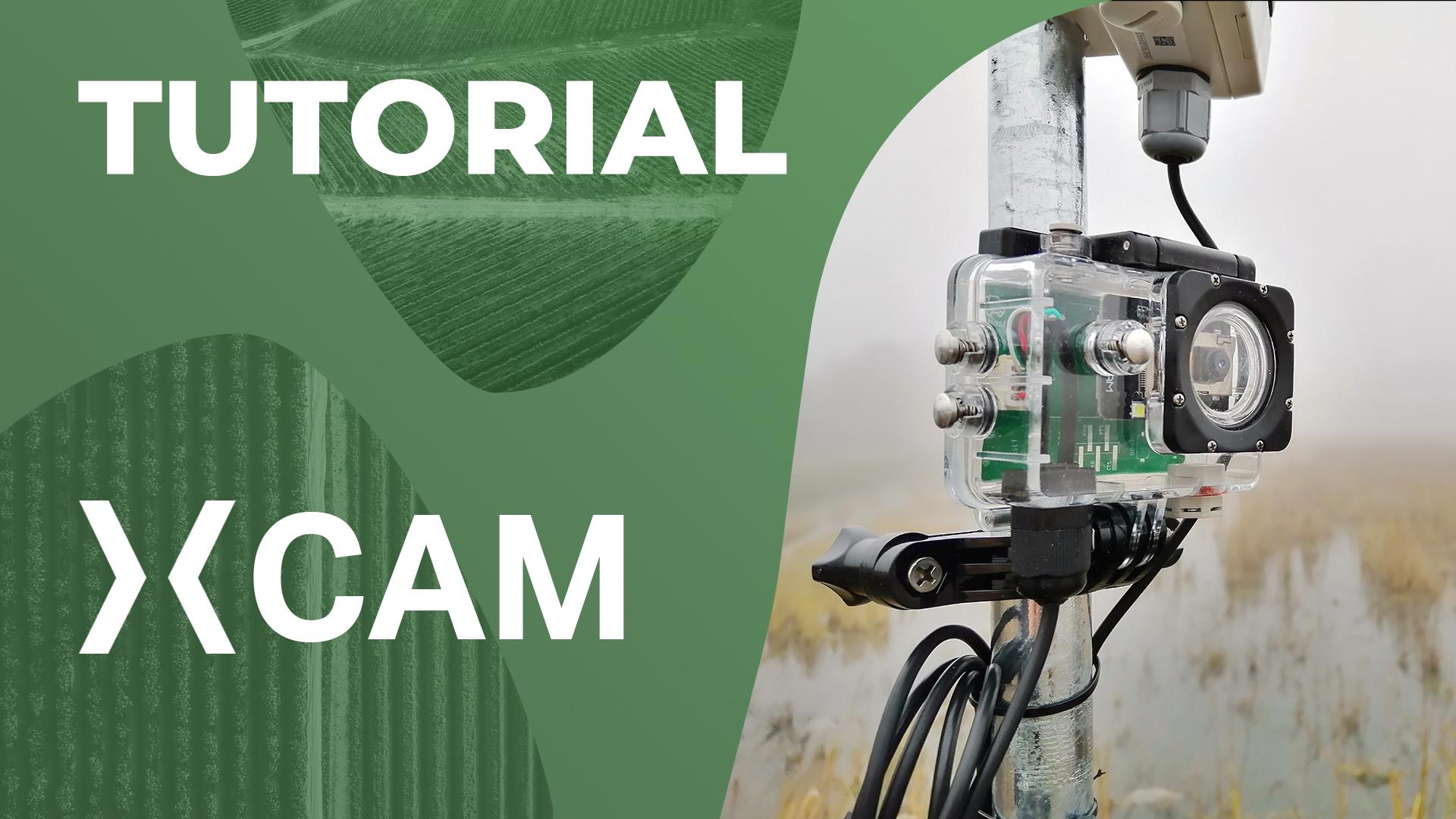 Fotocamera di monitoraggio xCam